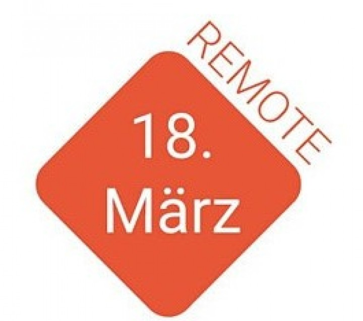 Save the date - Online Roundtable zum Thema Designsprints am 18. März 2021